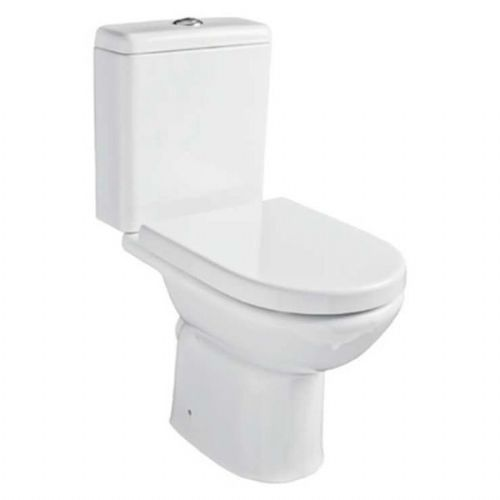 Kartell Ratio Close Couple Toilet - Cistern - Soft Close Seat